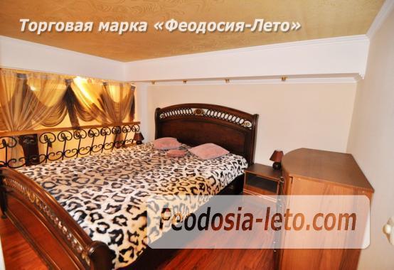 1 комнатная двухуровневая квартира в Феодосии, улица Украинская, 5 - фотография № 13