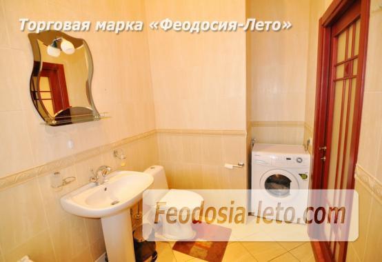 1 комнатная двухуровневая квартира в Феодосии, улица Украинская, 5 - фотография № 14
