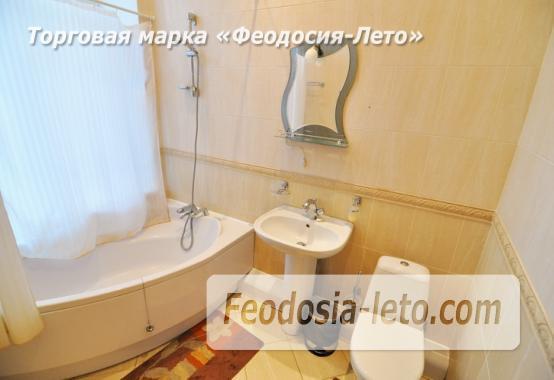 1 комнатная двухуровневая квартира в Феодосии, улица Украинская, 5 - фотография № 15