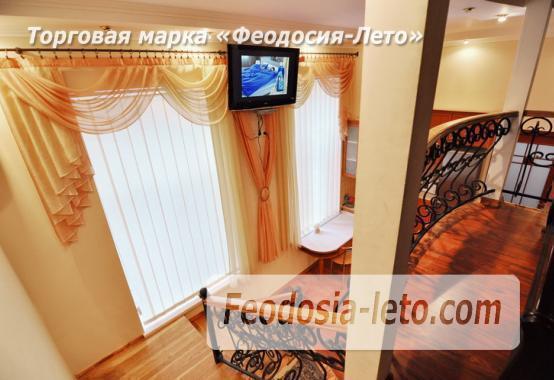 1 комнатная двухуровневая квартира в Феодосии, улица Украинская, 5 - фотография № 5