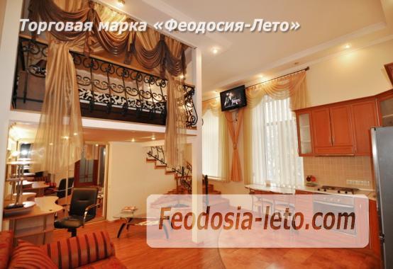 1 комнатная двухуровневая квартира в Феодосии, улица Украинская, 5 - фотография № 10
