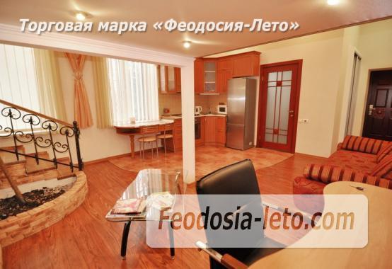 1 комнатная двухуровневая квартира в Феодосии, улица Украинская, 5 - фотография № 11