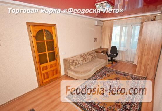 1 комнатная элегантная квартира в Феодосии на улице Украинская. 16 - фотография № 2