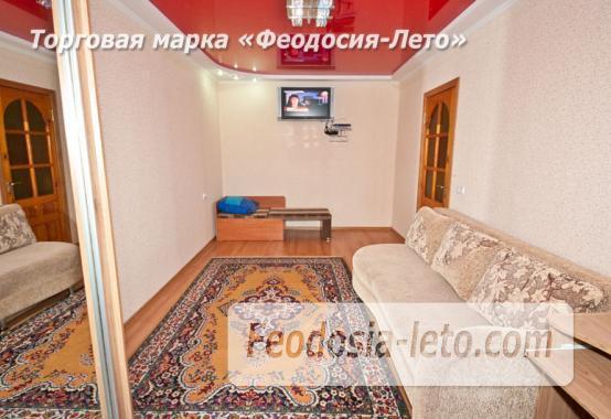 1 комнатная элегантная квартира в Феодосии на улице Украинская. 16 - фотография № 3