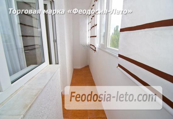 1 комнатная изумительная квартира в Феодосии по переулку Танкистов, 1-Б - фотография № 15