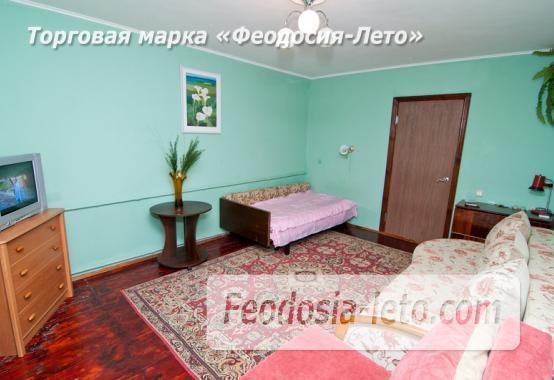 1 комнатная квартира в голубых тонах в Феодосии, бульвар Старшинова, 19 - фотография № 2