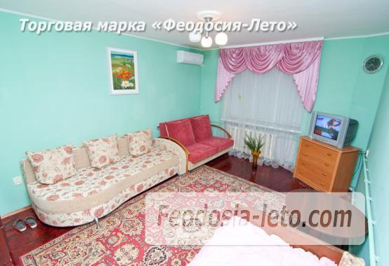 1 комнатная квартира в голубых тонах в Феодосии, бульвар Старшинова, 19 - фотография № 1
