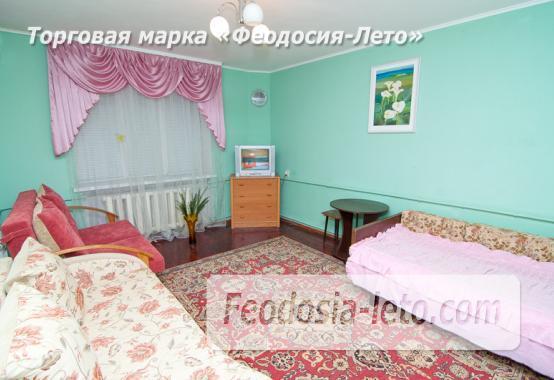 1 комнатная квартира в голубых тонах в Феодосии, бульвар Старшинова, 19 - фотография № 14