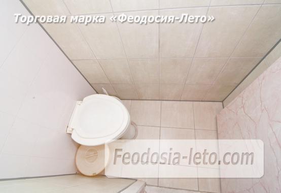 1 комнатная квартира в голубых тонах в Феодосии, бульвар Старшинова, 19 - фотография № 12