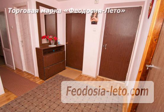 1 комнатная квартира в голубых тонах в Феодосии, бульвар Старшинова, 19 - фотография № 6