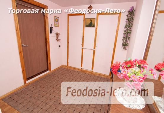 1 комнатная квартира в голубых тонах в Феодосии, бульвар Старшинова, 19 - фотография № 7