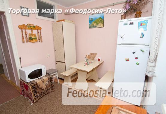 1 комнатная квартира в голубых тонах в Феодосии, бульвар Старшинова, 19 - фотография № 8