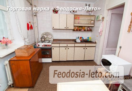 1 комнатная квартира в голубых тонах в Феодосии, бульвар Старшинова, 19 - фотография № 9