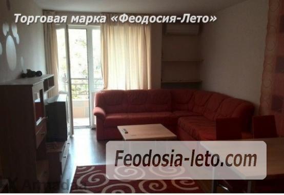 1 комнатная отличная квартира в Феодосии, бульвар Старшинова, 8-Д - фотография № 1