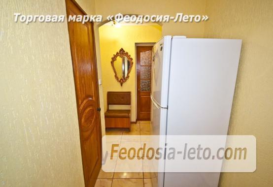 1 комнатная ухоженная квартира в Феодосии, улица Чехова, 15 - фотография № 3