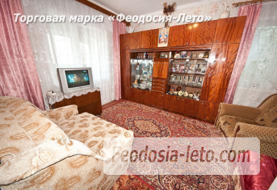 1 комнатная квартира на улице Дружбы, 46 на Золотом пляже в г. Феодосия - фотография № 1
