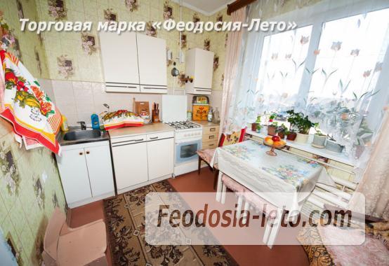 1 комнатная квартира на улице Дружбы, 46 на Золотом пляже в г. Феодосия - фотография № 4