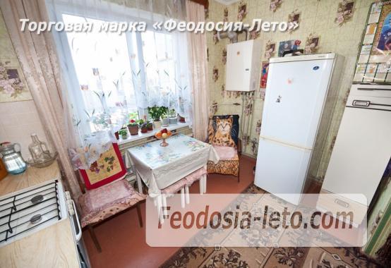 1 комнатная квартира на улице Дружбы, 46 на Золотом пляже в г. Феодосия - фотография № 5