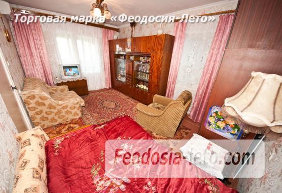 1 комнатная квартира на улице Дружбы, 46 на Золотом пляже в г. Феодосия - фотография № 3