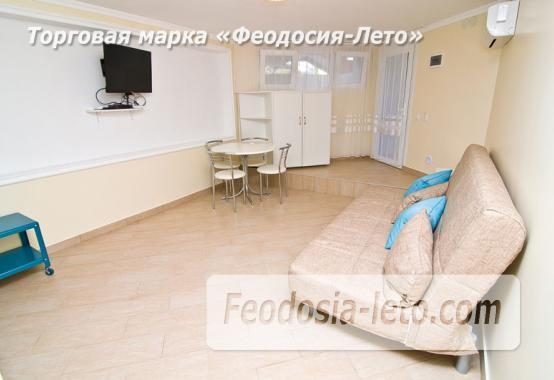 1 комнатная квартира в Феодосии, рядом с морем, Черноморская набережная - фотография № 3