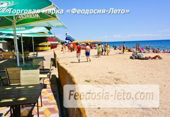 1 комнатная квартира в Феодосии, рядом с морем, Черноморская набережная - фотография № 9
