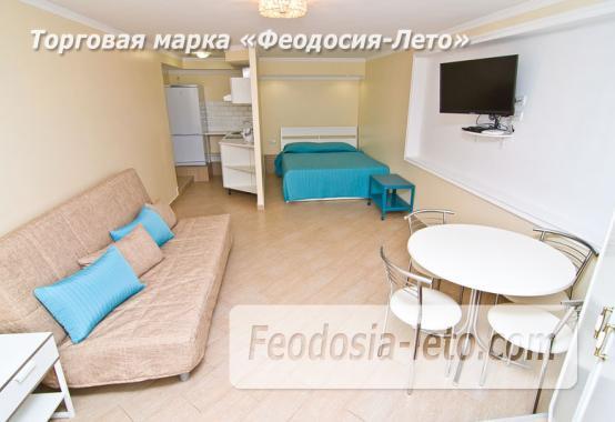 1 комнатная квартира в Феодосии, рядом с морем, Черноморская набережная - фотография № 10