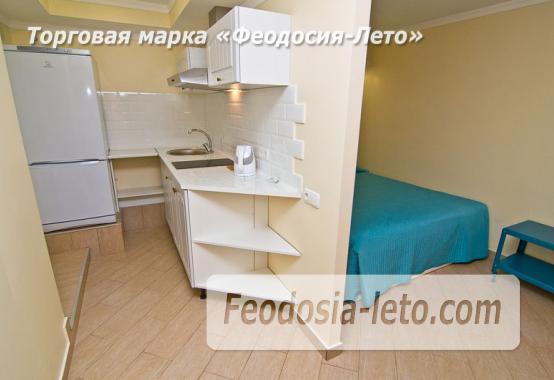 1 комнатная квартира в Феодосии, рядом с морем, Черноморская набережная - фотография № 12