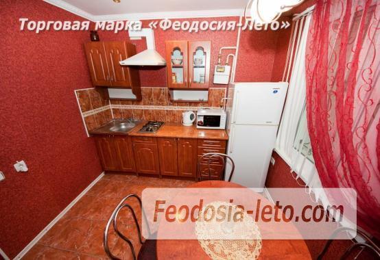 1 комнатная квартира в Приморском Феодосия, улица Южная, 13 - фотография № 12