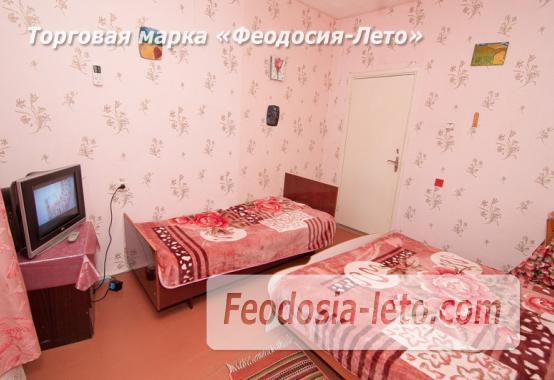 1 комнатная квартира в Феодосии с видом на море на улице Дружбы, 42-Б - фотография № 3