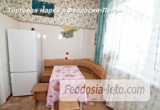1 комнатная квартира в Феодосии с видом на море на улице Дружбы, 42-Б - фотография № 5