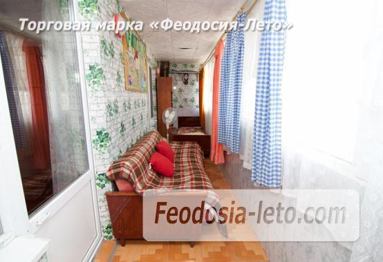 1 комнатная квартира в Феодосии с видом на море на улице Дружбы, 42-Б - фотография № 8