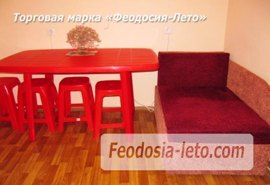 1 комнатная приятная квартира в Феодосии, улица Чкалова, 113-Б - фотография № 5