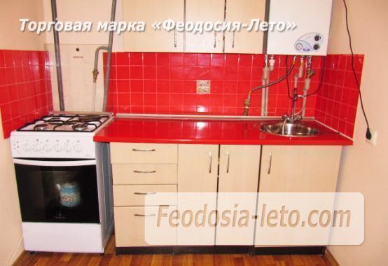 1 комнатная приятная квартира в Феодосии, улица Чкалова, 113-Б - фотография № 6