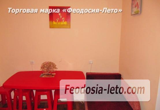 1 комнатная приятная квартира в Феодосии, улица Чкалова, 113-Б - фотография № 4