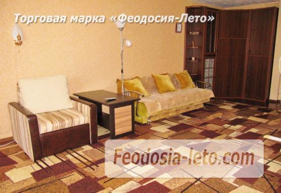 1 комнатная особая квартира в Феодосии, улица Гарнаева, 63-И - фотография № 1