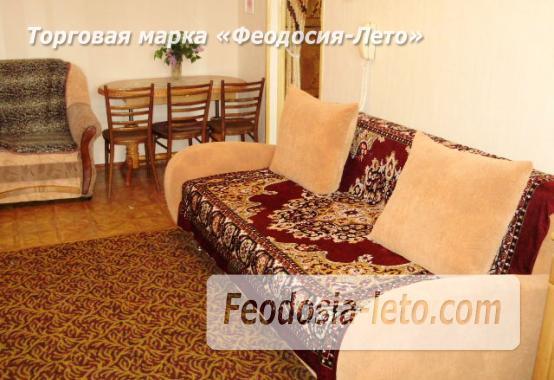 1 комнатная солнечная квартира в Феодосии,  улица Крымская, 7 - фотография № 1