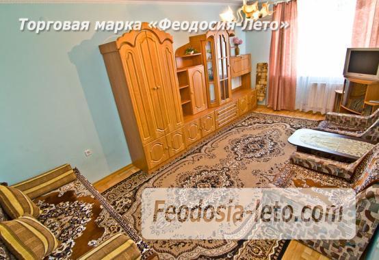 1 комнатная замечательная квартира в Феодосии, улица Куйбышева, 57 - фотография № 1