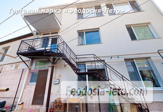 1 комнатная оригинальная квартира в Феодосии, улица Революционная - фотография № 1