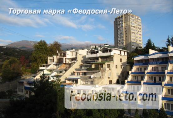 1 комнатная квартира в Партените на улице Нагорная, 14 - фотография № 12