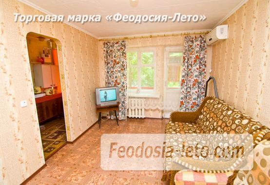 1 комнатная миленькая квартира в Феодосии, улица Украинская, 22 - фотография № 1