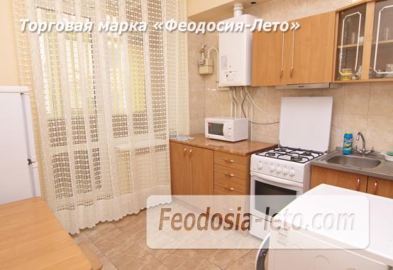 1 комнатная на 7 спальных мест квартира в Феодосии на ул. Федько, 1-А - фотография № 1