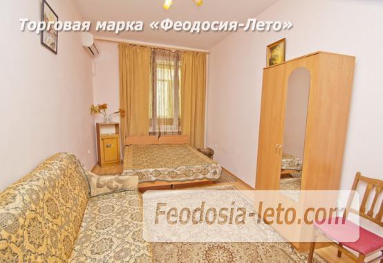 1 комнатная на 7 спальных мест квартира в Феодосии на ул. Федько, 1-А - фотография № 2