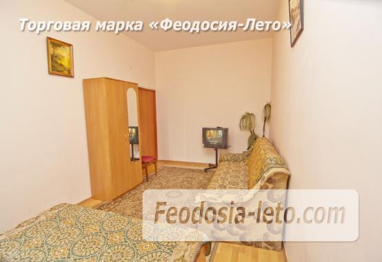 1 комнатная на 7 спальных мест квартира в Феодосии на ул. Федько, 1-А - фотография № 4
