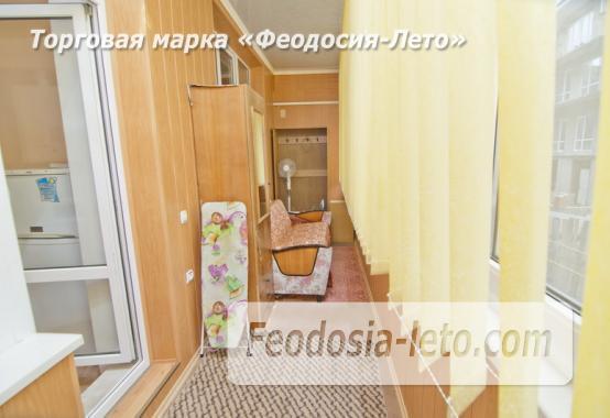 1 комнатная на 7 спальных мест квартира в Феодосии на ул. Федько, 1-А - фотография № 7