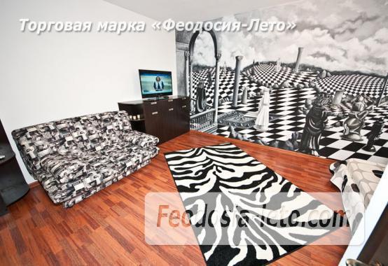 1 комнатная невообразимая квартира в Феодосии, улица Земская, 16 - фотография № 2