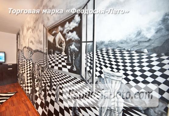 1 комнатная невообразимая квартира в Феодосии, улица Земская, 16 - фотография № 3