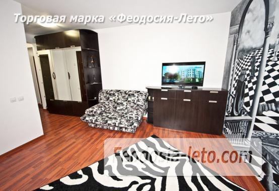 1 комнатная невообразимая квартира в Феодосии, улица Земская, 16 - фотография № 6