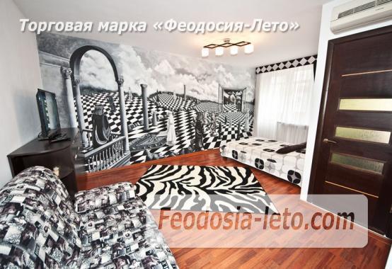 1 комнатная невообразимая квартира в Феодосии, улица Земская, 16 - фотография № 8