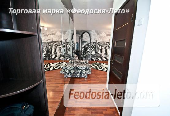 1 комнатная невообразимая квартира в Феодосии, улица Земская, 16 - фотография № 9