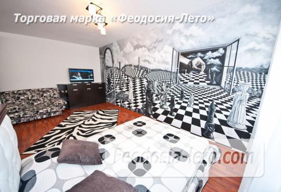 1 комнатная невообразимая квартира в Феодосии, улица Земская, 16 - фотография № 11